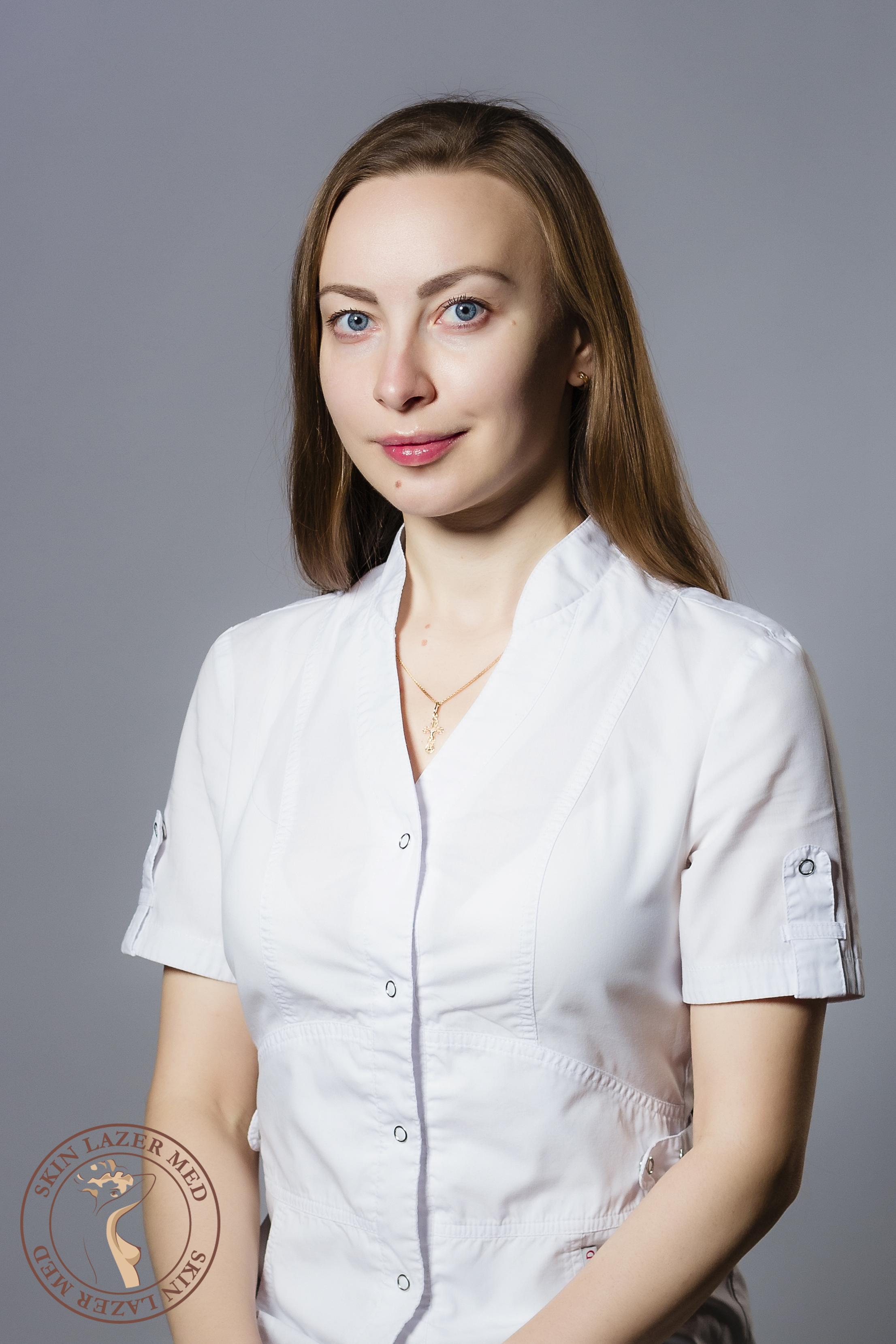Путина Ирина Сергеевна, врач косметолог, дерматолог