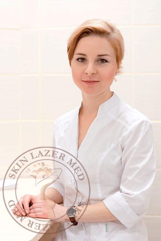 Хорькова Екатерина Анатольевна, врач дерматовенеролог, лазеротерапевт
