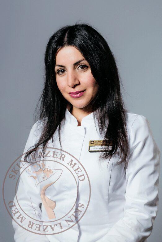 Сухиасян Роза Нверовна, врач косметолог, дерматолог