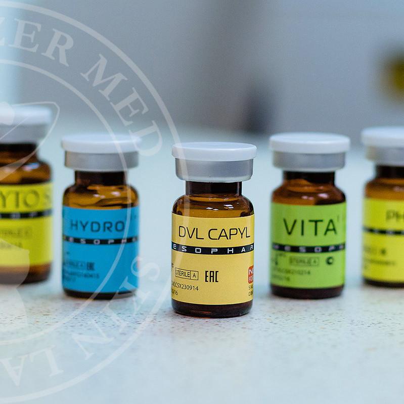мезотерапия от жировых отложений