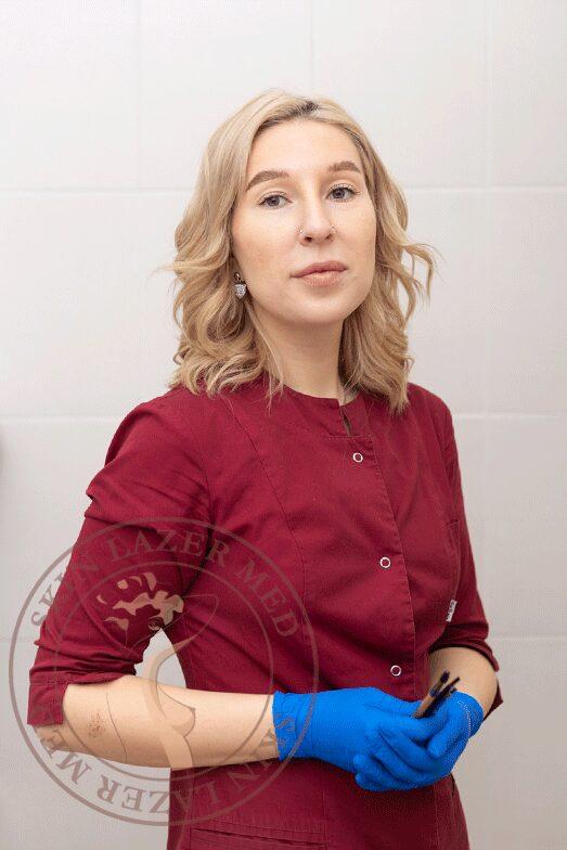Рябикова Оксана Владимировна