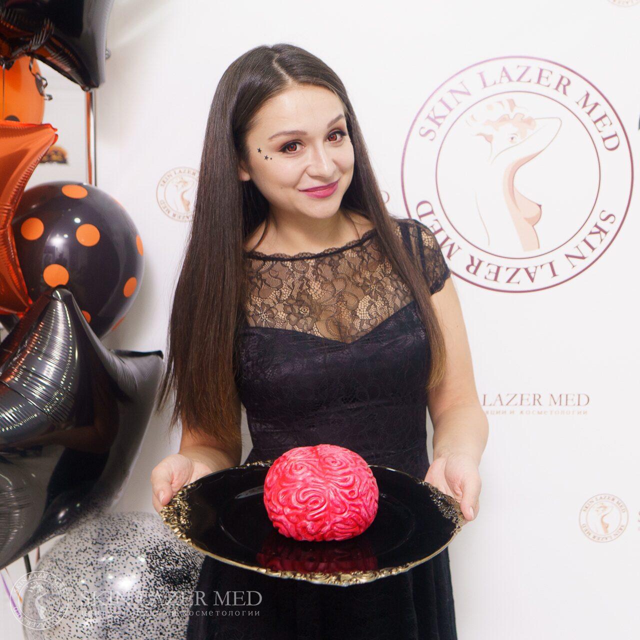 Бьюти Хэллоуин в SkinLazerMed