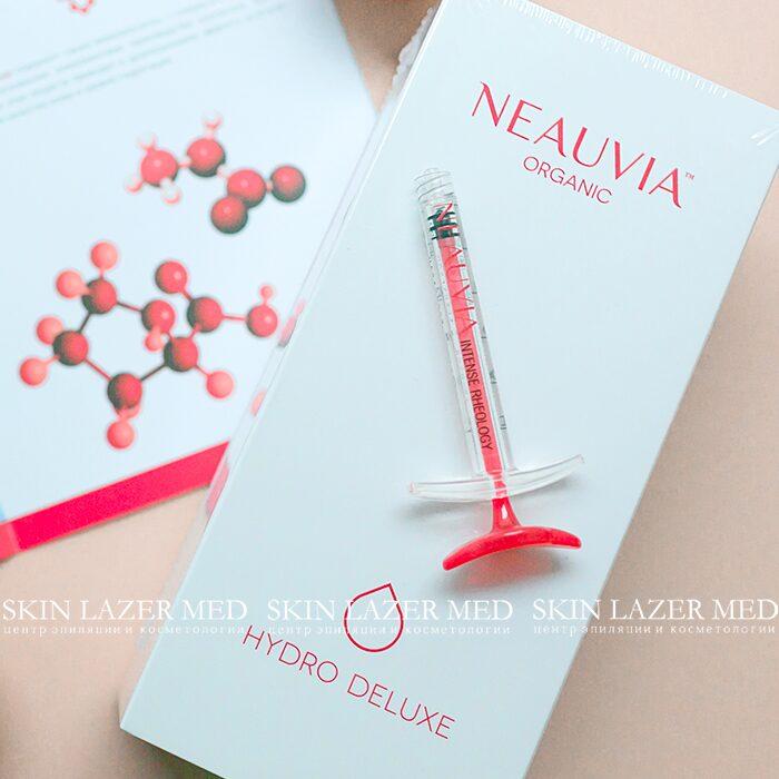 Биоревитализация Neauvia Organic Hydro Deluxe