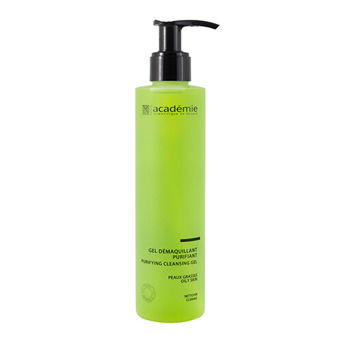 ОЧИЩАЮЩИЙ ГЕЛЬ ДЛЯ УМЫВАНИЯ. GEL DÉMAQUILLANT PURIFIANT. PURIFYING CLEANSING GEL