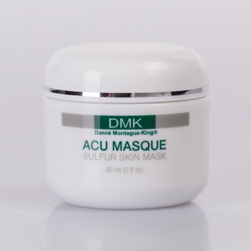 Маска для жирной и комбинированной кожи Acu masque Danne