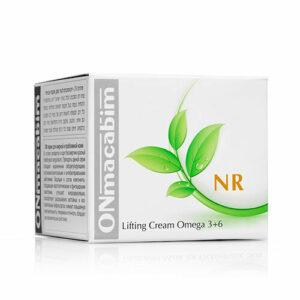 NR Крем омега 3+6 с лифтинг-эффектом ONmacabim