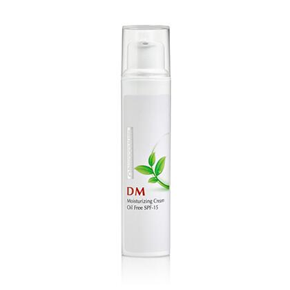 DM Увлажняющий крем для жирной кожи SPF-15 ONmacabim