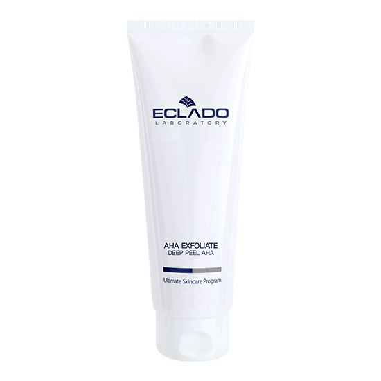 Очищающий крем с АНА кислотами Eclado